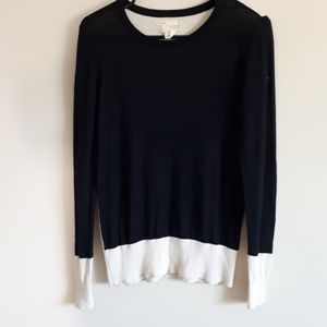 Coincidence and Chance soft long sleeve sweater